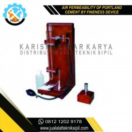 Jual Air Permeability of Porland Cement