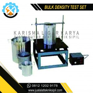 BULK DENSITY TEST SET