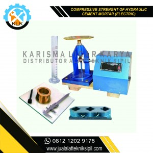 COMPRESSIVE STRENGHT OF HYDRAULIC