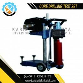 Jual Core Drill Test