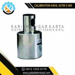 Jual Calibration Anvil