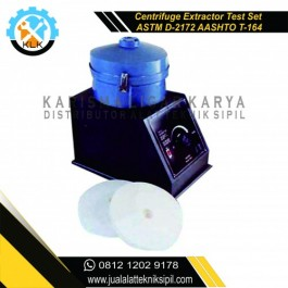 Jual Centrifuge Extractor Test