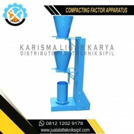 Jual Compacting Factor Apparatus