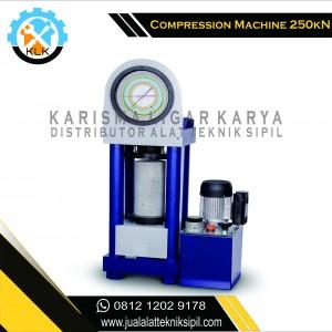 Compression Machine 250kN.
