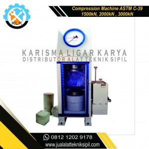 Compression Machine ASTM C-39