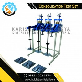 Jual Consolidation Test