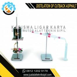 Jual Distilation of Cutback Asphalt