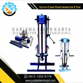 Jual Dutch Cone Penetrometer 5 Ton (Sondir 5 Ton)