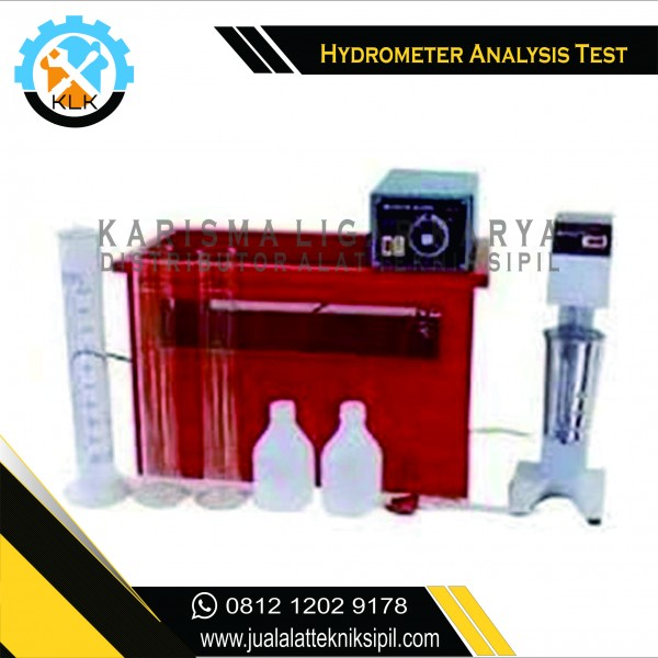 Hydrometer Analysis Test