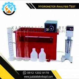 Jual Hydrometer Analisis Test Set