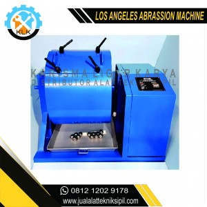 LOS ANGELES ABRASSION MACHINE