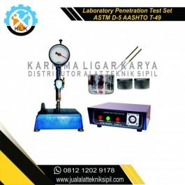 Laboratory Penetration Test Set