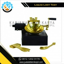 Jual Liquid Limit Device