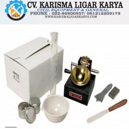 Jual Liquid Limit Test Set