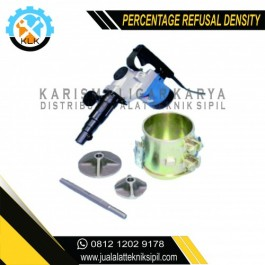 Jual Percentage Refusal Density