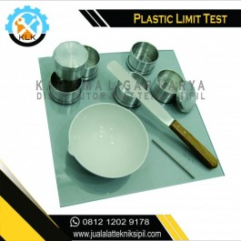 Plastic Limit Test