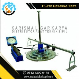 Jual Plate Bearing Test Set