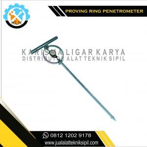 Proping ring penetrometer