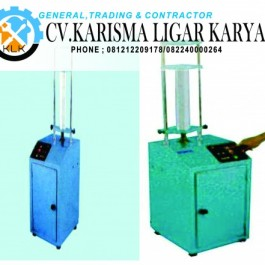 Jual Sample Extruder Electric