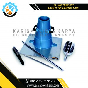 Slump Test Set astm