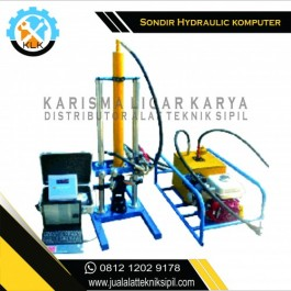 Sondir Hydraulic Digital