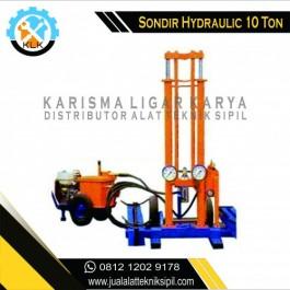 Jual Hydraulic Cone Penetrometer 10 Ton