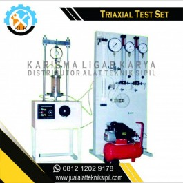 Jual Triaxial Test