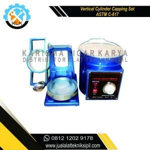 Vertical Cylinder Capping Set